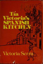 Cover of: Tía Victoria