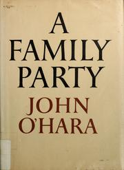 Cover of: A family party