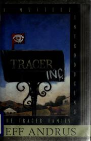 Cover of: Tracer, Inc