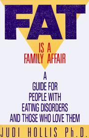 Cover of: Fat Is a Family Affair