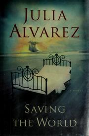 Cover of: Saving the world