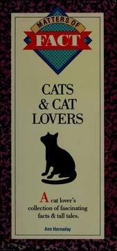 Cover of: Cats & cat lovers