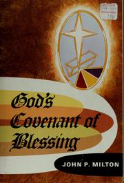 Cover of: God's covenant of blessing