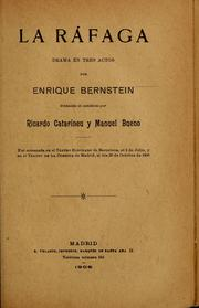 Cover of: La ráfaga