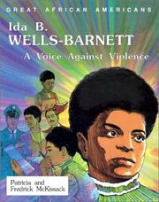 Cover of: Ida B. Wells-Barnett