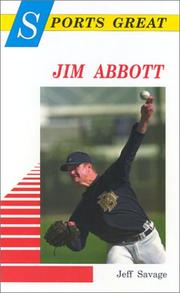 Cover of: Sports great Jim Abbott