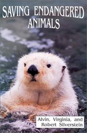 Cover of: Saving endangered animals