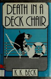 Death in a deck chair by K. K. Beck