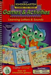 Cover of: LeapFrog Kindergarten Learn-to-Read games & activities | LeapFrog (Firm)