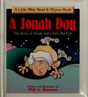 Cover of: A Jonah day