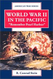 Cover of: World War II in the Pacific