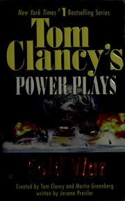 Cover of: Cold war | Tom Clancy