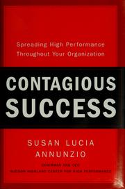 Cover of: Contagious success
