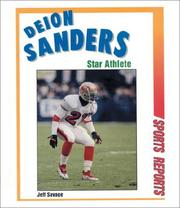 Cover of: Deion Sanders: star athlete