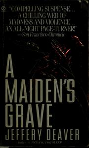 Cover of: A maiden