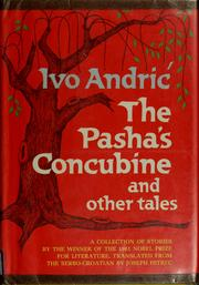 Cover of: The Pasha's concubine and other tales