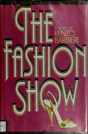 Cover of: The fashion show