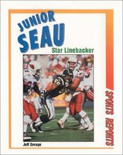Cover of: Junior Seau: star linebacker