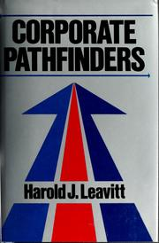 Cover of: Corporate pathfinders