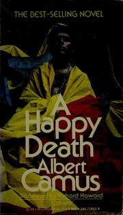 a happy death albert camus free pdf download