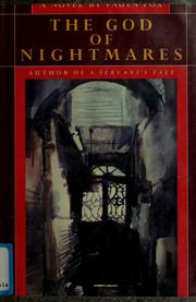 Cover of: The god of nightmares | Paula Fox