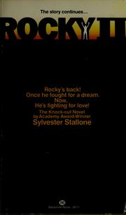 Cover of: Rocky II