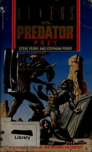 Cover of: Prey | Steve Perry