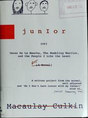 Cover of: Junior