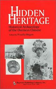 Cover of: Hidden heritage |