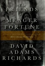 Cover of: The friends of Meager Fortune