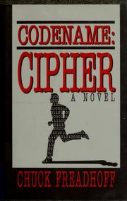 Cover of: Codename, Cipher