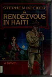 Cover of: A rendezvous in Haiti