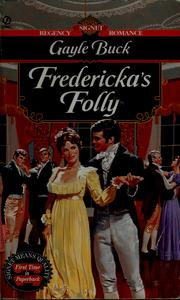 Cover of: Fredericka