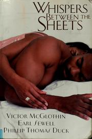 Cover of: Whispers between the sheets