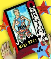 Cover of: Traction Man is here!
