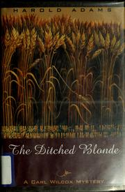 Cover of: The ditched blonde
