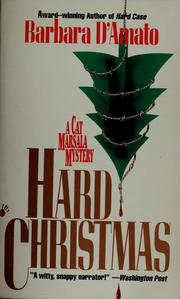 Cover of: Hard Christmas