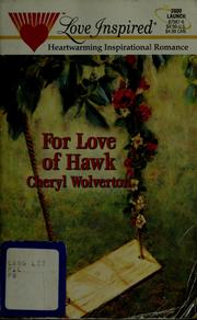 Cover of: For love of Hawk