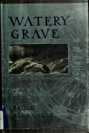 Cover of: Watery Grave (Sir John Fielding #3)