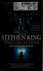 Cover of: Dreamcatcher | Stephen King