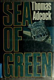Cover of: Sea of green