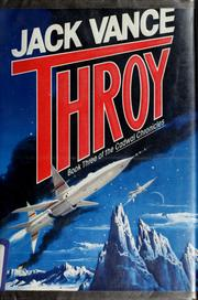Cover of: Throy