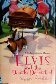 Cover of: Elvis and the Dearly Departed
