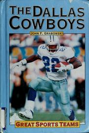 Cover of: The Dallas Cowboys