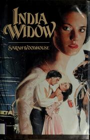 Cover of: India widow | Sarah Woodhouse