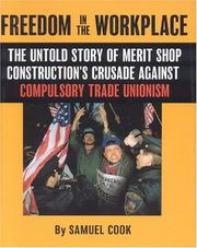 Cover of: Freedom in the Workplace