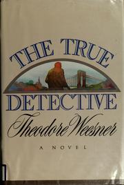 Cover of: The true detective