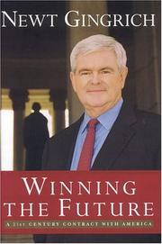 Cover of: Winning the Future: a 21st century Contract with America