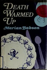 Cover of: Death warmed up