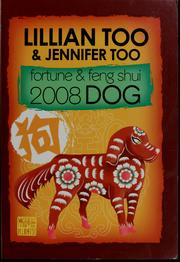 Cover of: Fortune & feng shui 2008 dog